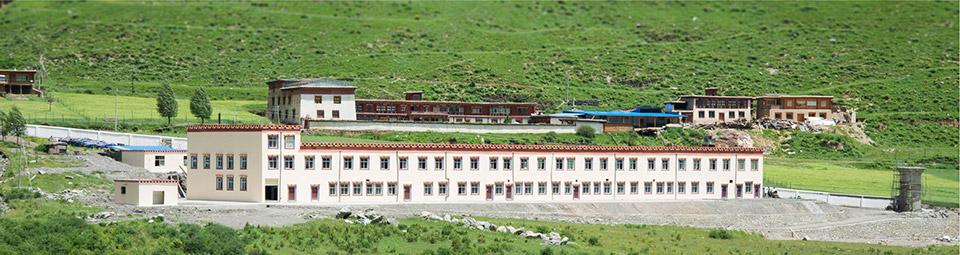 El nuevo Laboratorio del valle de Dzongsar