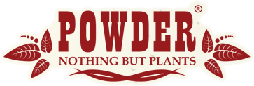 POWDER - NOTHING BUT PLANTS