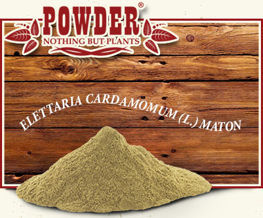 POWDER - CARDAMOMO