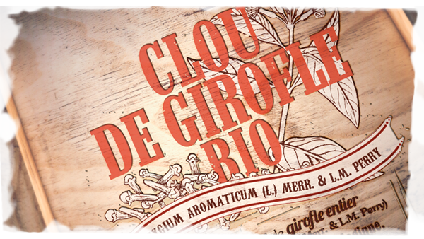 CLAVO ECOLÓGICO ENTERO POWDER