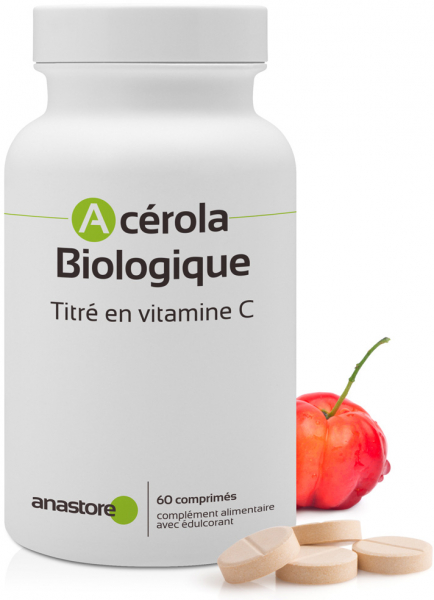 Acerola - Vitamina C natural