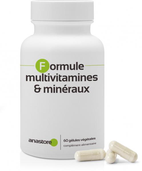 Fórmula multivitamínica